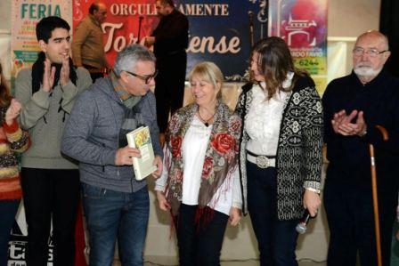 Julio Zamora participó del 9° Aniversario de la Biblioteca Popular