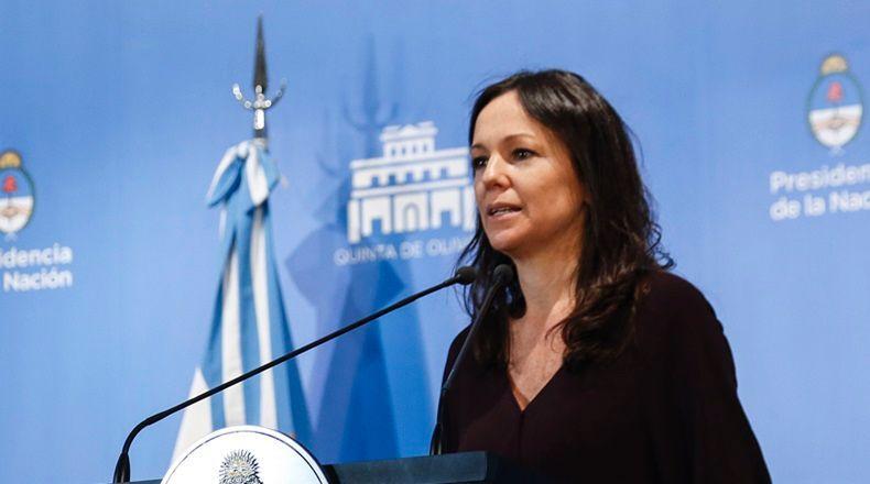 """Carolina Stanley asegura que """"está trabajando el Estado"""" para hallar la mejor solución al conflicto en Pepsico"""