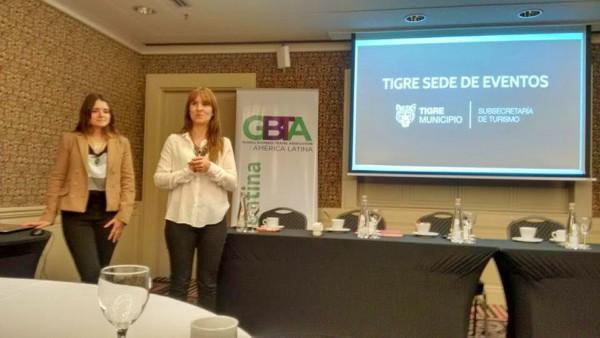 Tigre se afianza como sede de eventos turísticos