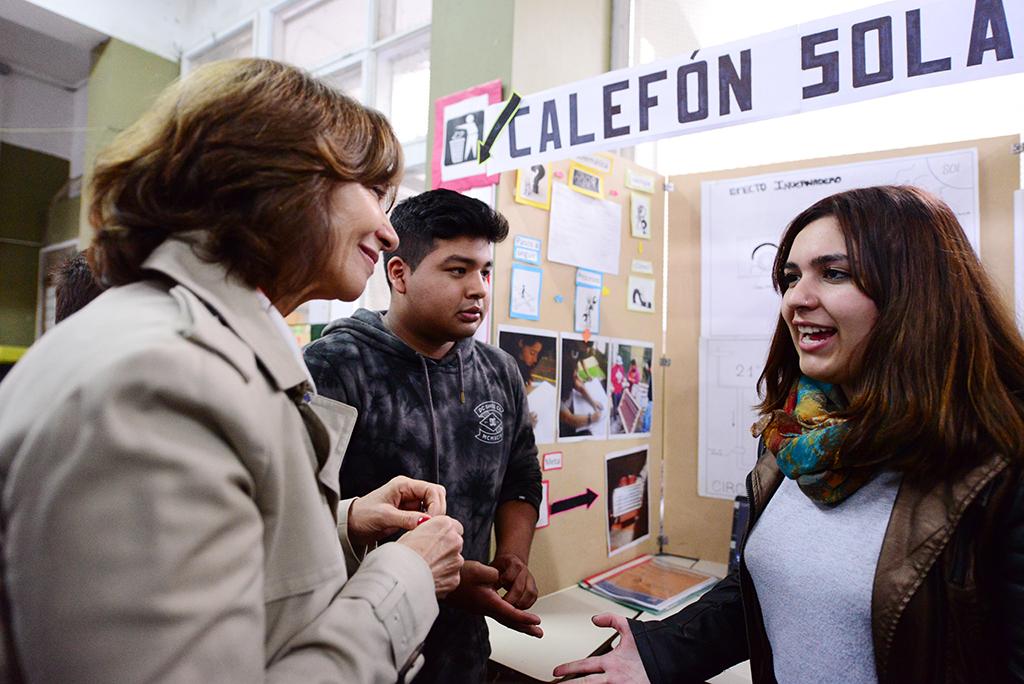San Fernando fue sede de la Feria de Educación, Arte, Ciencia y Tecnología