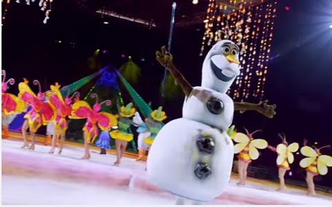 """Disney On Ice deslumbra en el Luna Park con su """"Festival mágico sobre el hielo"""""""