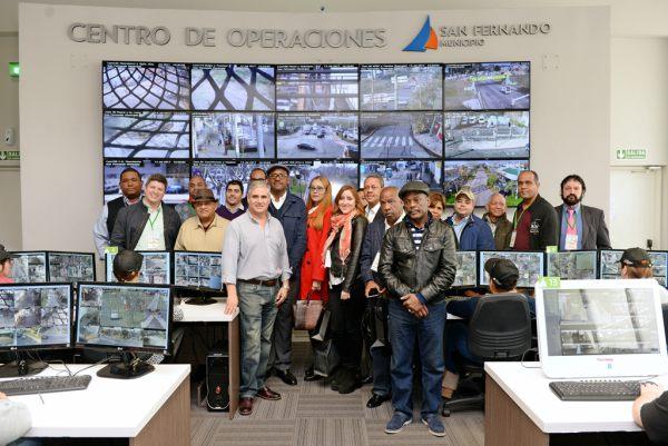 Andreotti compartió experiencias en gestión con miembros de ONWARD