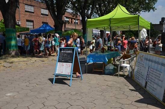 El Mercado en tu Barrio sigue en Boulogne