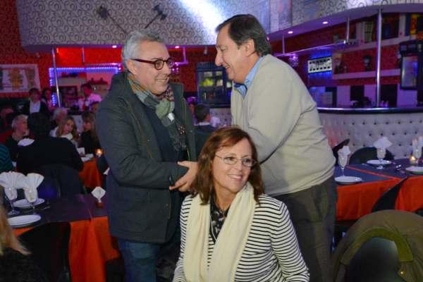 Julio Zamora se reunió con comerciantes de Tigre