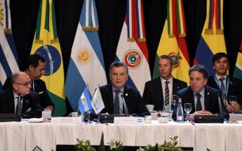 """Cumbre del Mercosur: Macri manifestó """"solidaridad al pueblo venezolano"""" y pidió que Maduro establezca un """"calendario electoral"""""""