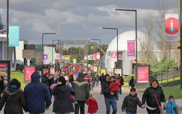 Casi 800 mil personas visitaron Tecnópolis en la primera semana de las vacaciones de inverno