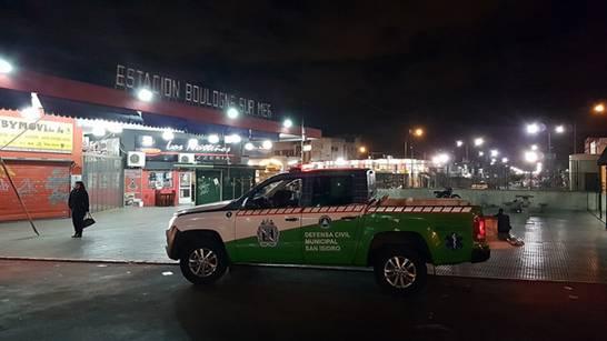 El municipio de San Isidro asiste a personas en situación de calle