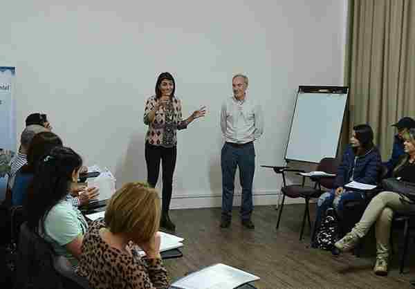 Se lanzó en Tigre el curso de formación de promotores de huerta orgánica