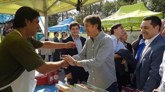 El Mercado en tu Barrio festejó sus mil ediciones en San Isidro