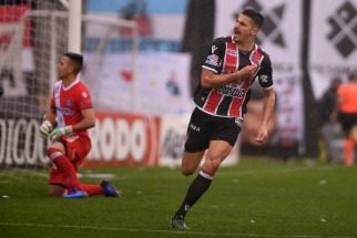 Chacarita retornó a Primera División después de siete años