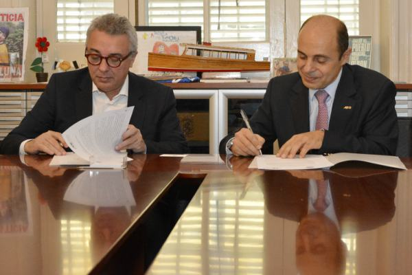 El acuerdo firmado por el intendente Julio Zamora y la Asociación de Hoteles de Turismo de la República Argentina refuerza el programa de mejora de servicios hoteleros y gastronómicos en la ciudad.