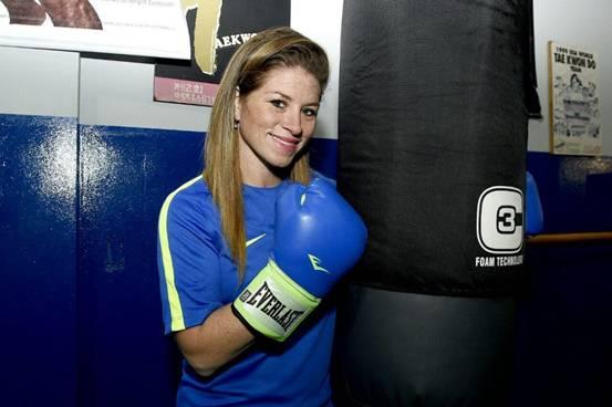 Carolina Duer defiende su título de campeona mundial en San Isidro