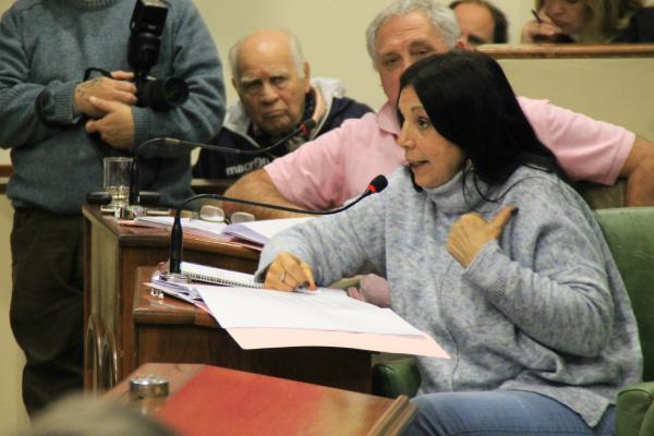 Los concejales de 1País denunciaron campaña sucia en San Isidro