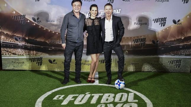 Adrián Suar y Julieta Díaz protagonizan una comedia futbolera