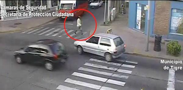 Peligroso hombre armado detenido gracias al sistema Alerta Tigre Global
