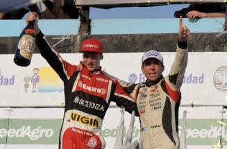 El Binomio Silva-Catalán Magni ganó los mil kilómetros de Turismo Carretera