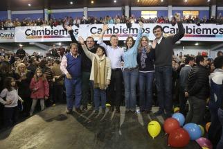 """Macri y Vidal pidieron """"no volver atrás"""" en las urnas porque la gente """"aún espera el cambio"""""""