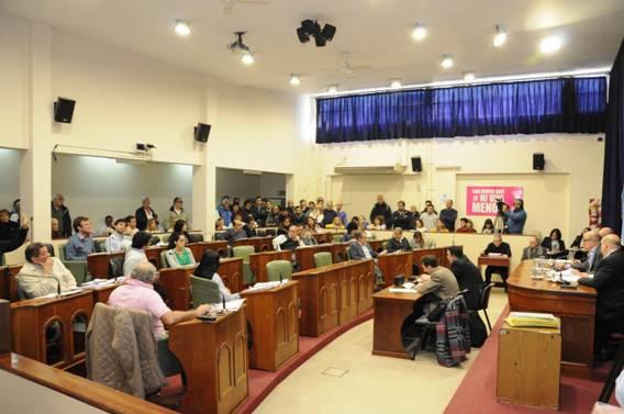 El Concejo Deliberante de San Isidro inició un proceso de renovación de la totalidad de su iluminación. Se utilizará tecnología led que es eco-eficiente y brinda una mejor iluminación que el sistema tradicional.