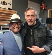 Alejandro Lerner se presenta junto al mexicano Armando Manzanero
