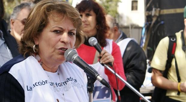 Mirta Petrocini fue reelegida al frente de la Federación de Educadores Bonaerenses