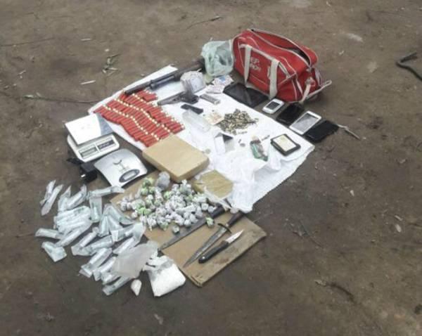 Desbarataron a una banda de narcos que vendía droga en Zárate
