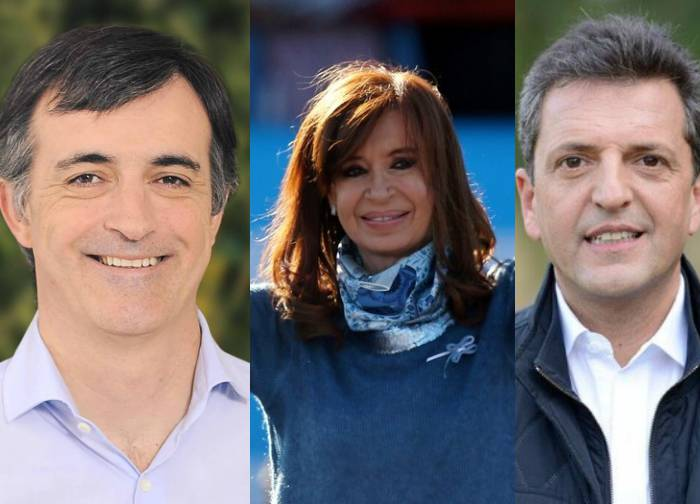 Esteban Bullrich supera a Cristina Kirchner en la provincia.