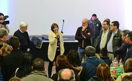 1país se impuso en San Fernando