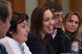 Vidal reúne en San Isidro a intendentes de Cambiemos
