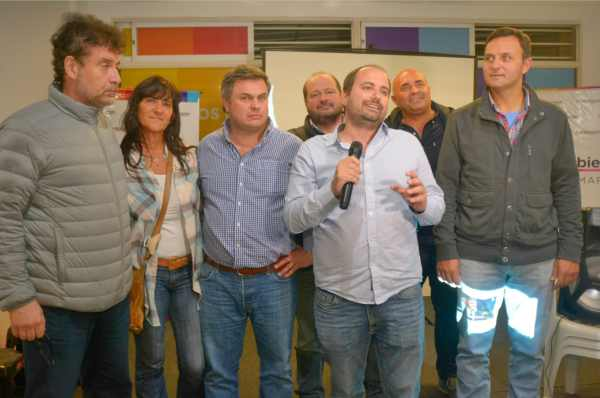 Cambiemos San Martín obtuvo el triunfo en las PASO
