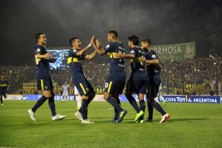 Boca debutó de la mejor manera en la Copa Argentina con un claro triunfo sobre Gimnasia y Tiro