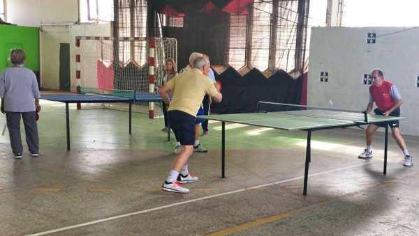 Los adultos mayores de Tigre se destacaron en los Juegos Bonaerenses 2017