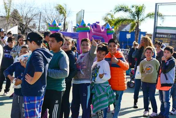 San Fernando suspendió la última jornada del festejo del