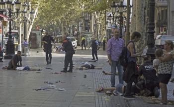 Sube a 14 la cifra de muertos en los ataques en Barcelona y Cambrils