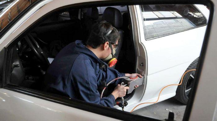Exigen a las aseguradoras incluir en sus pólizas un recordatorio de la obligatoriedad del grabado de autopartes