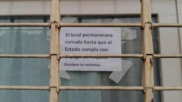 El Gobierno cerró la Oficina de Atención a Familias Vulnerables y Personas con Discapacidad de Tigre