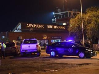 Un avión que partió del Aeropuerto de San Fernando se estrelló en Uruguay y mueren sus dos tripulantes