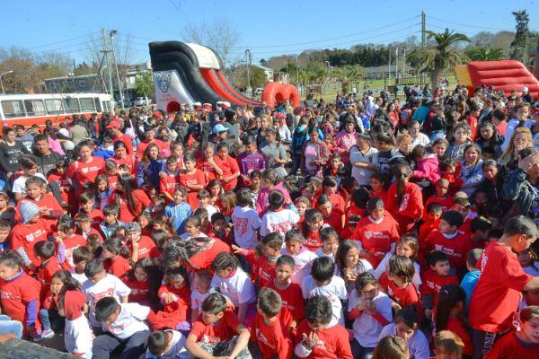 Con variadas propuestas, Tigre continuó los festejos del Día del Niño