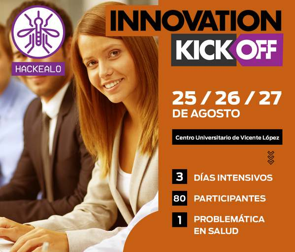 Se realizará en Vicente López la segunda edición anual del Innovation Kick Off