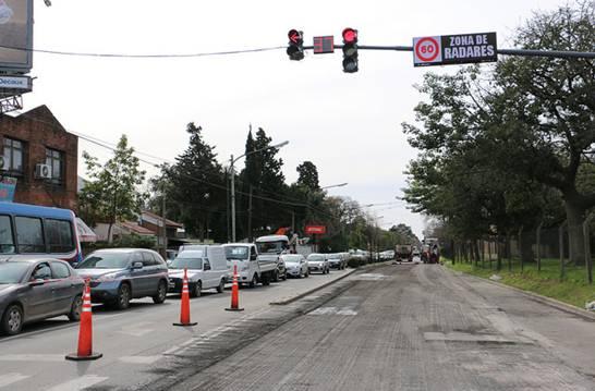 San Isidro comenzó las mejoras asfálticas en av. Márquez