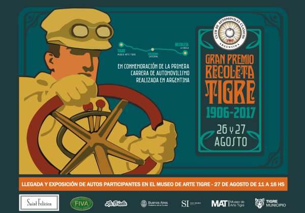 Este domingo se corre la 21° edición del Gran Premio Recoleta-Tigre