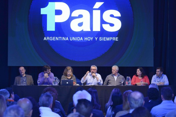 Continúa el encuentro de 1País en Tigre de cara a las elecciones de octubre