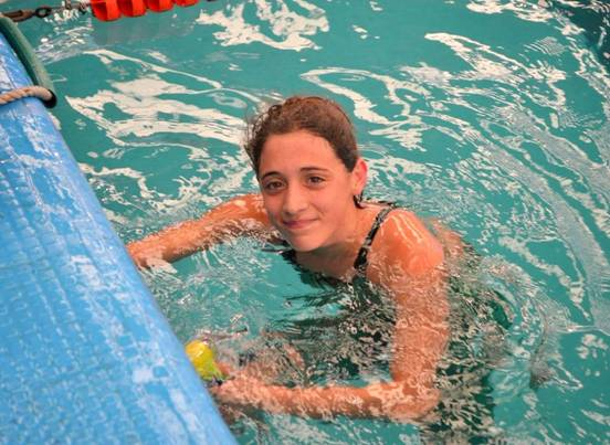 Una argentina se consagró campeona mundial juvenil con récord incluído