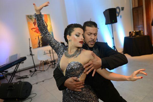 """Tigre presentó el """"Mes del Tango"""", con propuestas artísticas en toda la ciudad"""