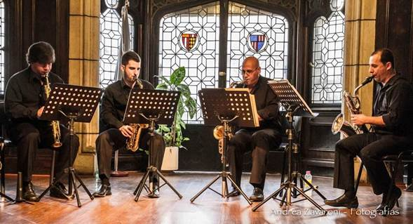 Los mejores saxofonistas del país llegan a San Isidro
