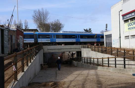 San Isidro avanza con la  última etapa de trabajos en el nuevo túnel de España