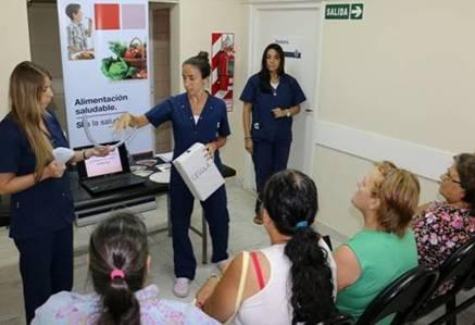 Sigue en San Isidro el taller para aprender a comer sano