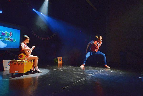 """Los CEIM de San Fernando disfrutaron de la obra de teatro infantil """"Vale Hacer Lío"""""""