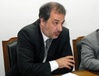 Eduardo Marcelo Vaiani, quien hasta que fue suspendido en noviembre de 2015 por la causa del encubrimiento de la masacre de Unicenter fue el segundo jerárquico en la Fiscalía General de San Isidro