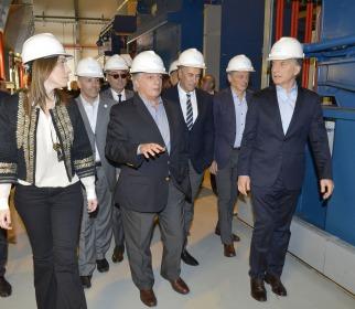 La nueva planta térmica de Pilar aportará 100 Mw al parque industrial bonaerense