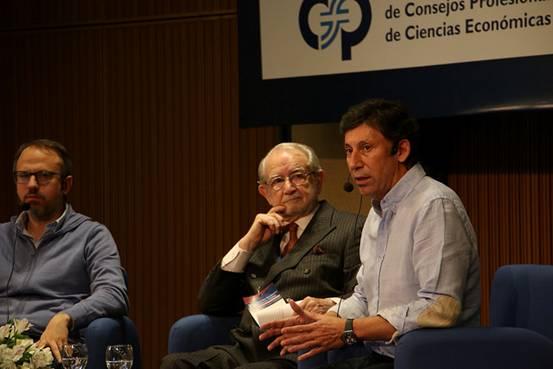 Gustavo Posse brindó una conferencia sobre Liderazgo y Gestión en el Consejo Profesional de Ciencias Económicas de la Ciudad de Buenos Aires